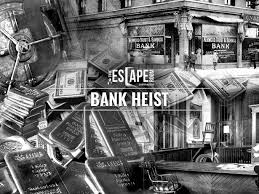 the escape room indianapolis bank heist escape game