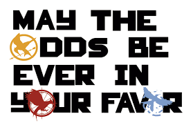 May The Odds Be Ever In Your Favor Meme - may the odds be ever in your favor by luaili on deviantart