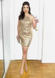 party dresses new years new year s sequin party dress du jour