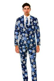 christmas suit snowflake christmas sweater suit the frosty suit