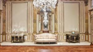 the salon doré conservation of a period room youtube