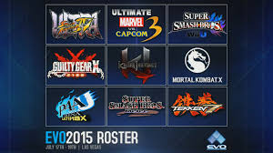 evo 2016 evo championship super smash bros wii u mortal kombat x and