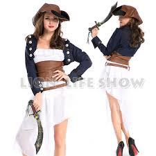 Female Pirate Halloween Costume Popular Pirates Halloween Costumes Buy Cheap Pirates Halloween