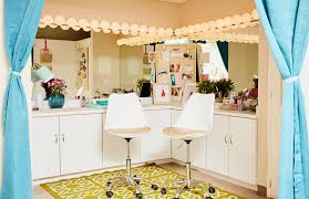 sutton dressing room tour