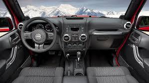 Jeep Wrangler Sport S Interior 2012 Jeep Wrangler