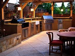 ideas for outdoor kitchen outdoor kitchen designs ideas unique kitchen rustic outdoor