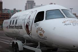 thanksgiving air travel st louis shriners debut aviation themed parade float with the