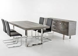 Dining Tables Grey Toland Rustic Grey Modern Dining Table
