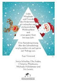 weihnachtsgrüße förderverein kindergarten pestalozzistraße