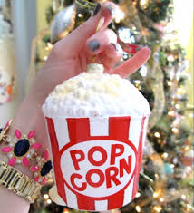 popcorn ornament via designs a few of my favorite