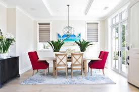 Upholstered Chairs Dining Room Ocean Themed Upholstered Chairs Dining Room Shabby Chic Style With