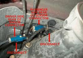 ford ranger oxygen sensor symptoms ford f150 f250 replace oxygen sensor how to ford trucks