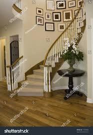 mansion hallway modern staircase stock photo 17034985 shutterstock