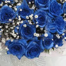 blue roses delivery roseshop rakuten global market large blue glitter blue roses