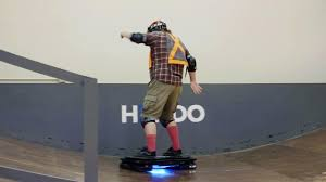 lexus hoverboard tricks skateboarder tony hawk rides back to the future hoverboard video
