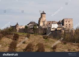 old castle stara lubovna slovakia stock photo 103190156 shutterstock