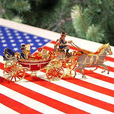2001 white house andrew johnson ornament