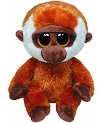 amazon ty beanie boo buddy tangerine orangutan toys u0026 games