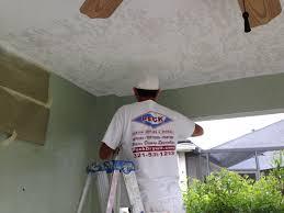 Skip Trowel Ceiling Texture by Ceiling Repair Skip Trowel Texture Viera 006