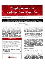 lexisnexis reed elsevier employment and labour law reporter pdf lexisnexis canada store
