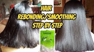 hair rebonding at home bremod keratin hair rebonding kit review asma bilal 9tube us