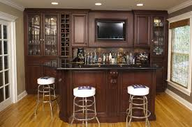 Builders Direct Cabinets Bar Awesome Built In Bar Cabinets Small Space Wet Bars My House