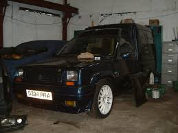 renault turbo for sale my renault extra gt turbo van