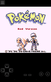 how to play pokemon red blue and yellow on android android