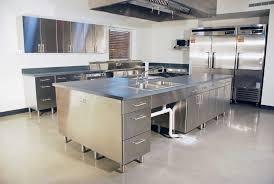 Stainless Steel Kitchen Cabinet Doors Silver Range Hood Integrated - Ikea stainless steel kitchen cupboard doors
