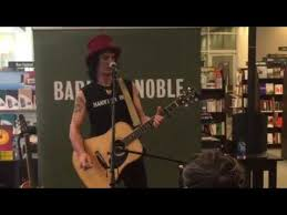 Barnes Noble Boston Gass Wild Performing At Lost Rockers Book Signing Barnes And Noble
