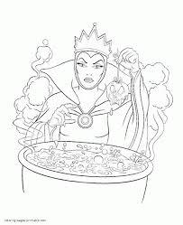 disney villain coloring pages chuckbutt com