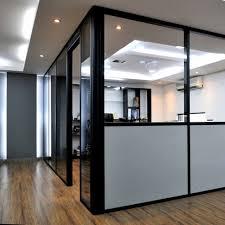 cloison verre bureau cloisons intrieures vitres cloison amovible de bureau with