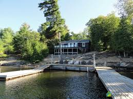 creative cottages for sale in ontario waterfront decor idea