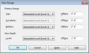 revit tutorial view range understanding view range augi autodesk user group international