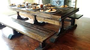 25 best farmhouse dining tables ideas on pinterest farmhouse table