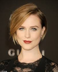 rachel thinning hair evan rachel wood reveals she was bullied about her slim figure and