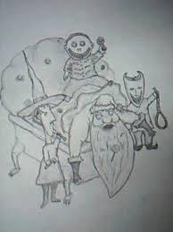 lock stock and barrel kidnapping santa u2013 tattoo picture at