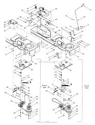 mtd 13av607h131 2001 parts diagrams