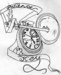 sand clock tattoo designs clock tattoos designs and ideas page 25