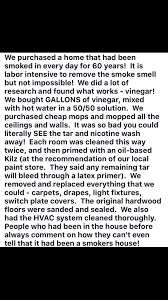 how to get rid of smoke smell from a house smoke smell smoking