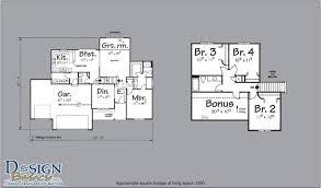 Impressive Design Ideas 1700 Sq Amazing Design Ideas 13 2 Story House Plans 2200 Square Feet 1700