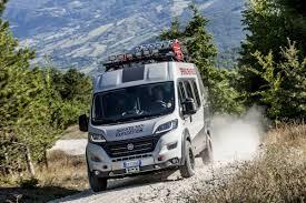 mitsubishi fuso 4x4 expedition vehicle fiat ducato 4x4 expedition autonieuws autoweek nl