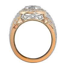 milgrain engagement ring two tone milgrain ring modern designs engagement ring