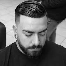 comeover haircut comb over fade haircut for men 40 masculine hairstyles