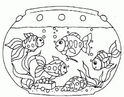 drawn tank fish tank pencil and in color drawn tank fish tank