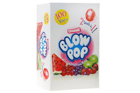 Ring Pop Boxes Ring Pop Economy Candy