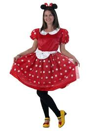 Minnie Mouse Costume Minnie Mouse Costume Disney Costumes
