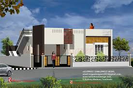 Small And Modern House Plans by Front View Home In 1000sq And Modern House Plans For Sq Ft Gallery