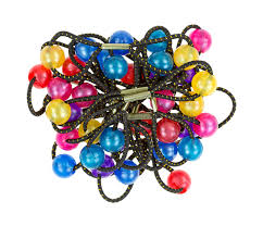 ponytail holders jumble of ponytail holders stock photo image of blue 36038282