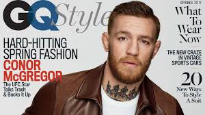 conor mcgregor hair conor mcgregor gq style cover here s why notorious wants you to